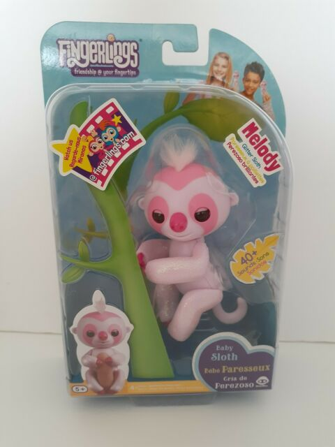 FINGERLINGS INTERACTIVE TOY