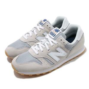 Details about New Balance 373 Grey White Gum Men Women Unisex Casual Shoes Sneakers ML373DC2 D