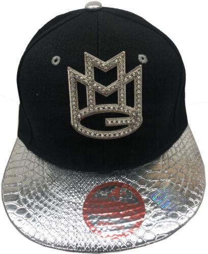 CROWN KING Diamond Snapback Adjustable Flat Brim Baseball Cap Hats LOT Wholesale
