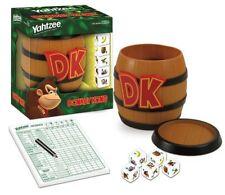 Donkey Kong Yahtzee Dice Game USAopoly