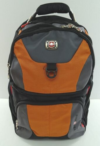 """See color variations NW//OT Wenger Swiss Gear 16/"""" Laptop Backpack"""