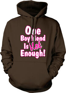 One Cheat Is Boyfriend Sweatshirt Another Hoodie Not On Enough Need Slut More f6frOw