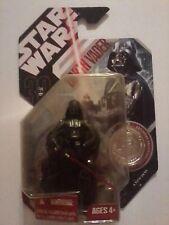 2007 Hasbro Star Wars 30th Anniversary Darth Vadar w/collector coin (New)