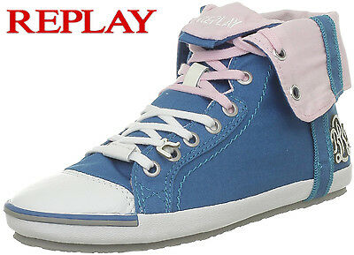 SALE NEW Authentic REPLAY Brooke Can Womens Sneakers Shoes Женские Кроссовки
