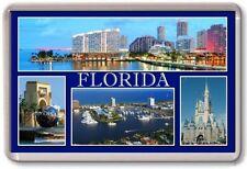 AIMANT DE RÉFRIGÉRATEUR - FLORIDE - Large - USA TOURIST