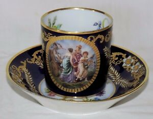 """Résultat de recherche d'images pour """"images tasse et sous tasse en porcelaine de sevres"""""""