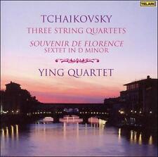 Souvenir De Florence / Quartet Nos 1-3