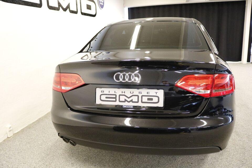 Audi A4 2,0 TDi 143 Diesel modelår 2009 km 250000 klimaanlæg