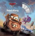 Disney Cars 2. Read-Along Storybook and CD von Available Not Available (2011, Geheftet)