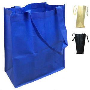 b12744a48 6 Lot Large Grocery Shopping Bag Bags Reusable Tote Totes with ...