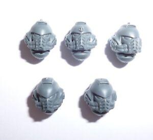 G837 Primaris Hellblasters Helmets x 5