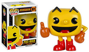 Pac-Man - Pac-Man Funko Pop! Games Toy