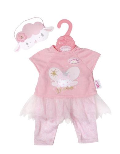 Baby Annabell Sweet Dreams Nachtfee 43 cm Puppenkleidung Kinderspielzeug