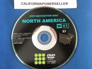 Image Is Loading Generation 4 Toyota Lexus Navigation Dvd W41 04