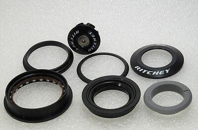 "Ritchey Logic Comp 1 1//8/"" Sealed Cartridge Threadless Headset Black"