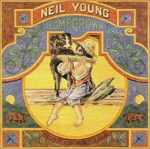 Benda-stampato-Iron-034-on-patch-Back-Traliccio-Di-Neil-Young-nuovo-per
