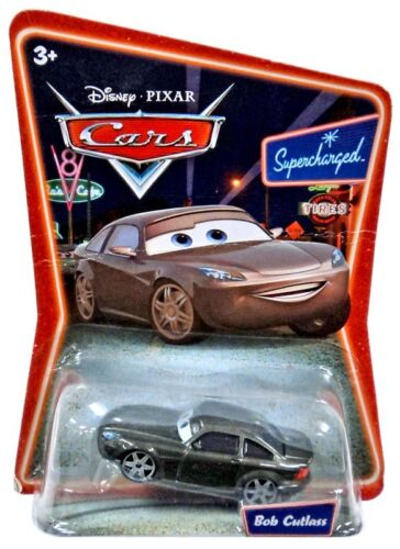 Disney Cars Supercharged Bob Cutlass Diecast Car