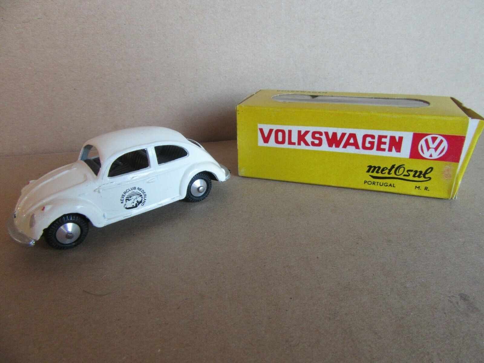 205I Rare Metosul 5 Volkswagen Cox Keverclub Nederland 1 43