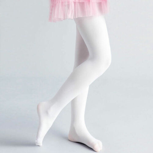 Kids Baby Girl Velvet Tights Stocking Toddler Pantyhose Elastic Dancing Sock