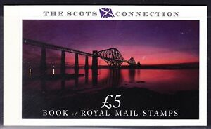 GB-1989-Scots-Connection-Prestige-Booklet-DX10