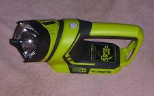 Ryobi One+ P704 18v Lithium Flashlight  with 1W LED Bulb  NEW!