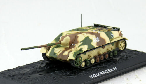Panzer Jagdpanzer 4 Wehrmacht UT Fertigmodell 1:72 Altaya Modell