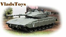 Eaglemoss 1:72 MANTAK Merkava Mk 3 IDF Israel Defense Forces CV011