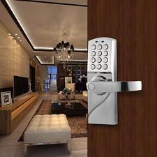 Digital Electronic/Code Keyless Keypad Security Right Handle Entry Door Lock Kit