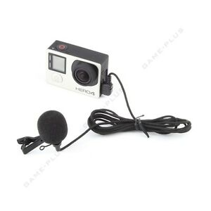 Professional-Mini-USB-External-Microphone-with-Collar-Clip-for-GoPro-Hero-3-3-4