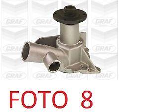10243 PA243 POMPA ACQUA (WATER PUMP) BMW S.3 E21-E30 320-323-325-BMW S.5 E28 520