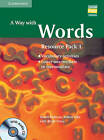 A Way with Words Lower-intermediate to Intermediate Book and Audio CD Resource Pack: Vocabulary Practice Activities by Robert Ellis, Stuart Redman (Mixed media product, 2013)