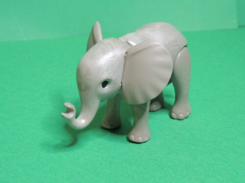 PLAYMOBIL bébé elephant elephanteau animal sauvage savane zoo Wild life Vintage