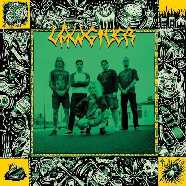 LAWGIVER - LAWGIVER (LIMITED VINYL EDITION/GREEN VINYL)   VINYL LP NEW!