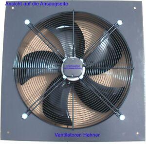 Axial-Industrie-Ventilator-Geblaese-Luefter-fuer-Zuluft-Abluft-Wand-Fenster-230-v