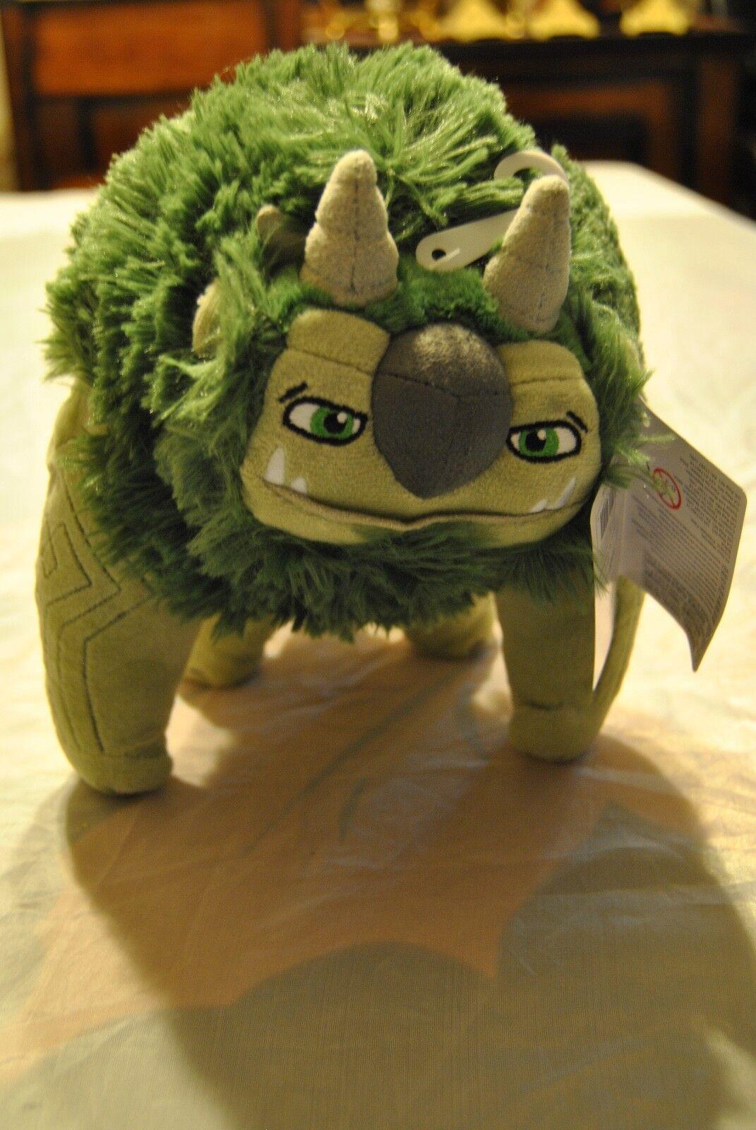 Dreamworks Troll Hunters Tales of Arcadia ARGH soft Plush Toy Green