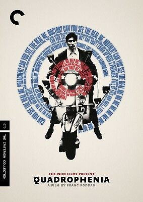 QUADROPHENIA MODS PUNKS THE WHO POSTER PICTURE WALL ART PRINT A3 AMK2504