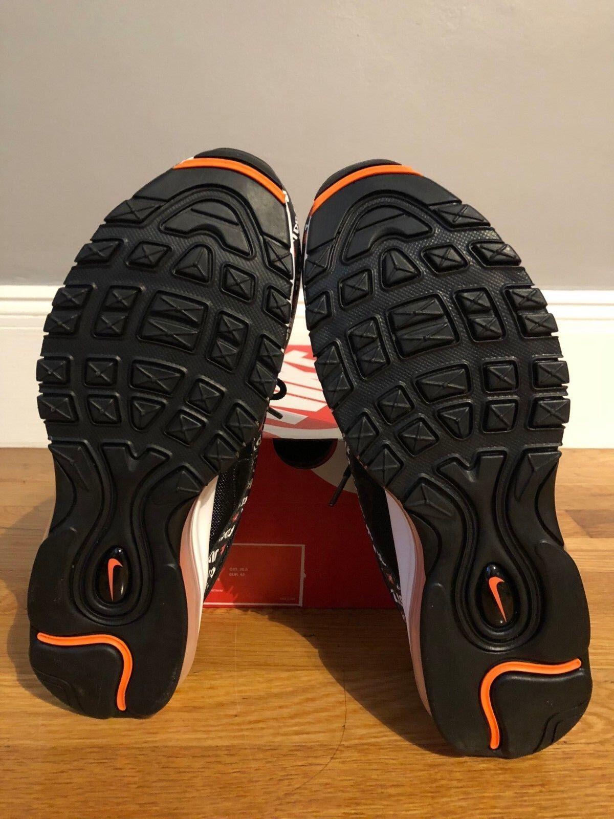 Nike air max 97 s jdi 8,5 air schwarz vapormaxx flyknit air 8,5 max - chukka, htm 72b219