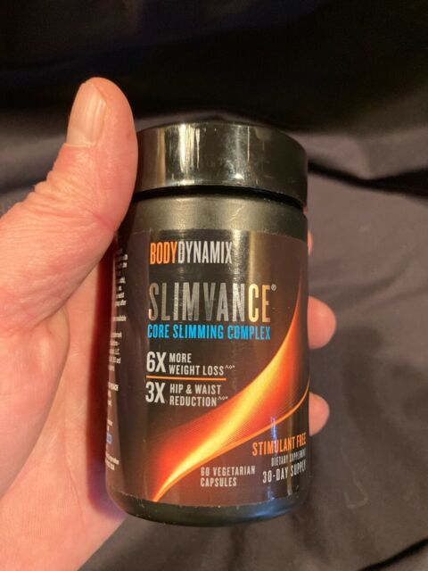 Body Dynamix Core Slimming Complex Diet Pills 60 Capsules Expires 08/22 #5