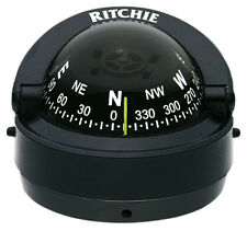 Ritchie-brújula Explorer s-53 - negro