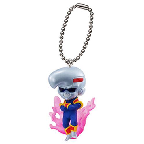 Dragonball Z Teen Baby Mascot Charm Key Chain Anime Manga Licensed MINT