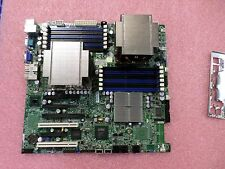 *TESTED* Super Micro X8DTI-F Motherboard with I/O Shield and Heatsinks (LGA1366)