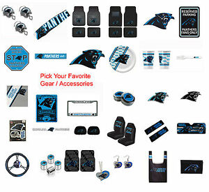 Brand-New-NFL-Carolina-Panthers-Pick-Your-Gear-Accessories-Official-Licensed