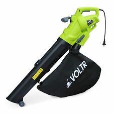 Aspirateur, souffleur et broyeur à feuilles 3000W VOLTR - Outil électrique avec