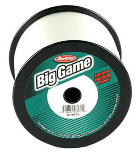 Berkley Trilene Big Game Clear Fishing Line Spool 275 yds 50 lb test