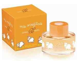 Detalles de MIS OVEJITAS (Carmen Sevilla). Perfume infantil 100ml. Original