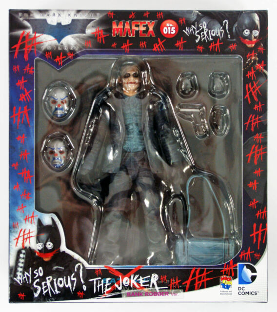 Medicom the Dark Knight Bane Maf Ex Action Figure MAFEX