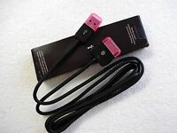 Genuine Original Microsoft Zune 6 Feet Usb Sync Charger Cord Data Cable