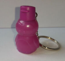 Tupperware Eco Easy Penguin Bottle Keychain - RARE Collectible