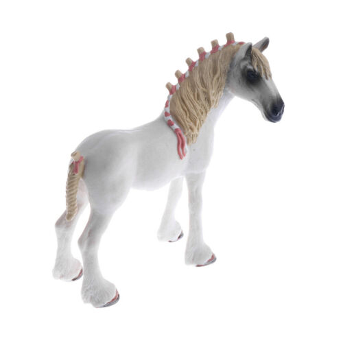 Plastic Octopus Tennessee White Horse Animal Figure Model Kids Preschool Toy