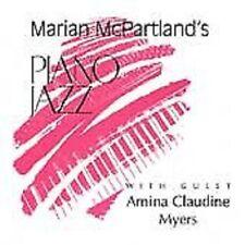 Marian McPartland's Piano Jazz with Guest Amina Claudine Myers / Factory sealed